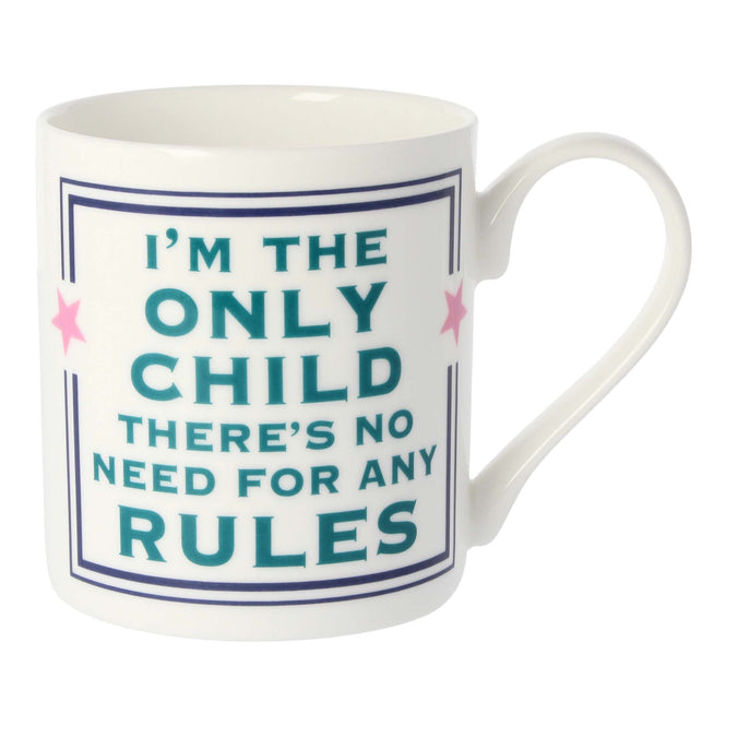 Mclaggan Smith Mugs Only Child Mug