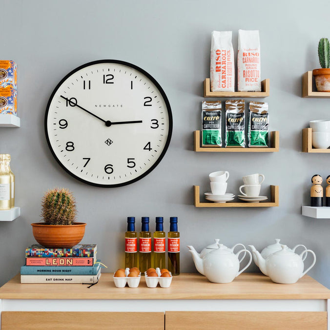 Newgate Clocks Number One - Echo Wall Clock 53cm