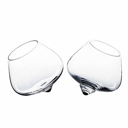 Normann Copenhagen Cognac Glasses, 2 Piece Set