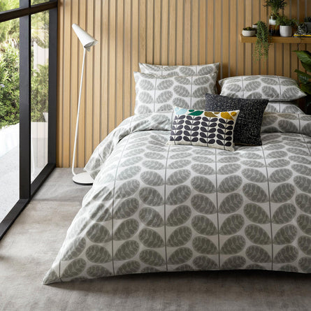 Orla Kiely Botanica Stem Pebble Bedding