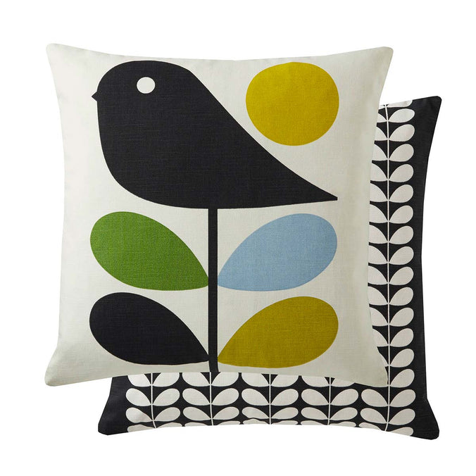 Orla Kiely Early Bird Cushion 45x45cm