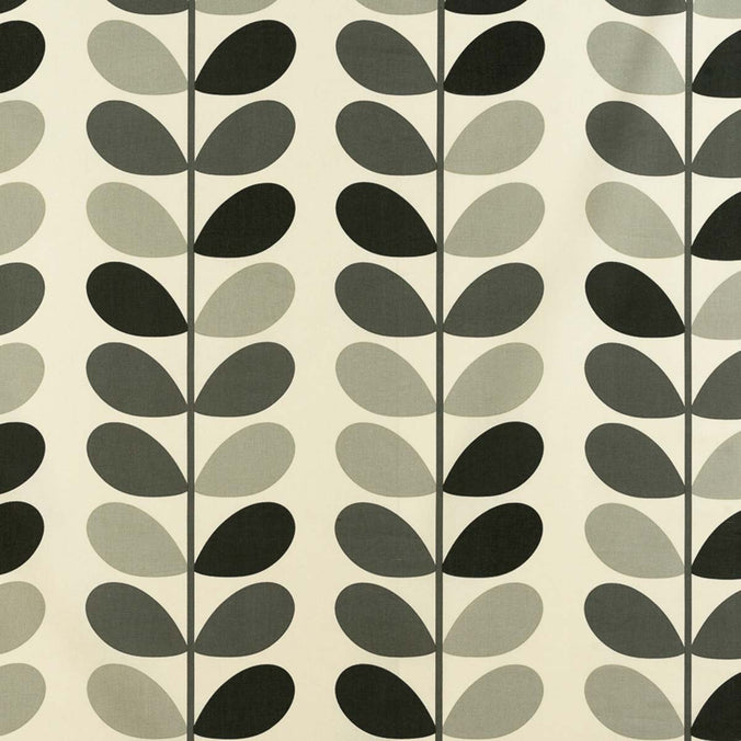 Orla Kiely Multi Stem Fabric, Warm Grey