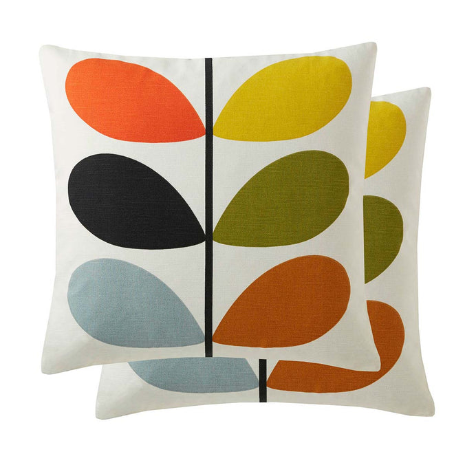Orla Kiely Multi Stem Cushion 45x45cm, Multi