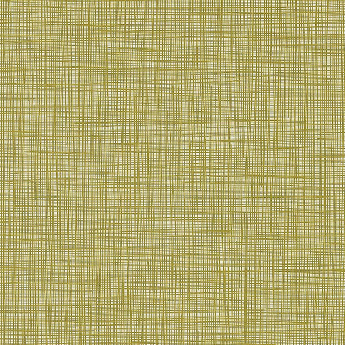 Orla Kiely Scribble Fabric, Olive