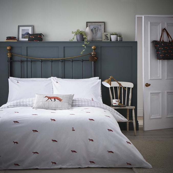 Sophie Allport Foxes Bedding