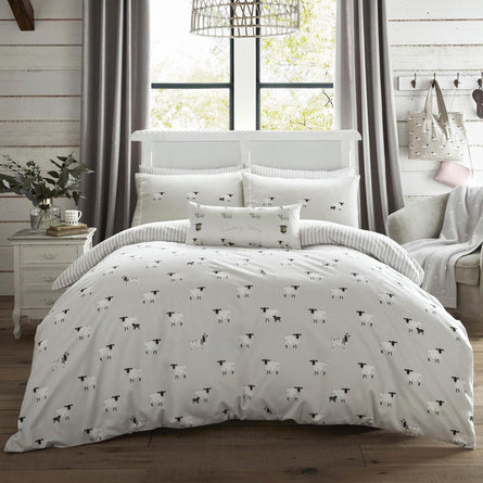 Sophie Allport Sheep Bedding, Oatmeal