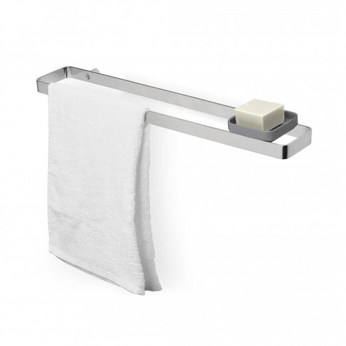 Umbra Scillae Wall Mount Bar, Chrome