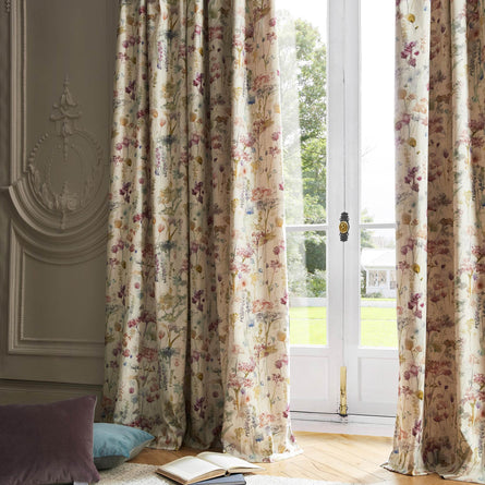 Voyage Maison Ilinizas Lined Pencil Pleat Curtains