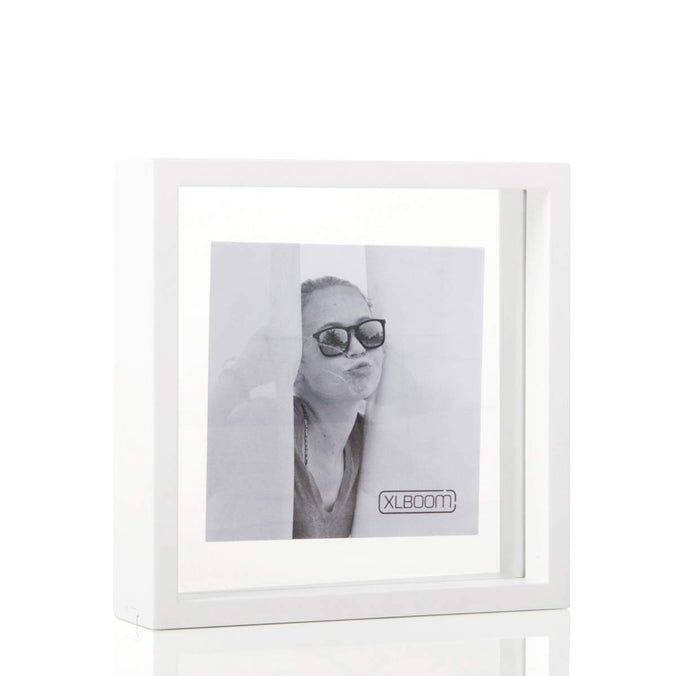 XL Boom Floating Box Photo Frame, 20x20cm