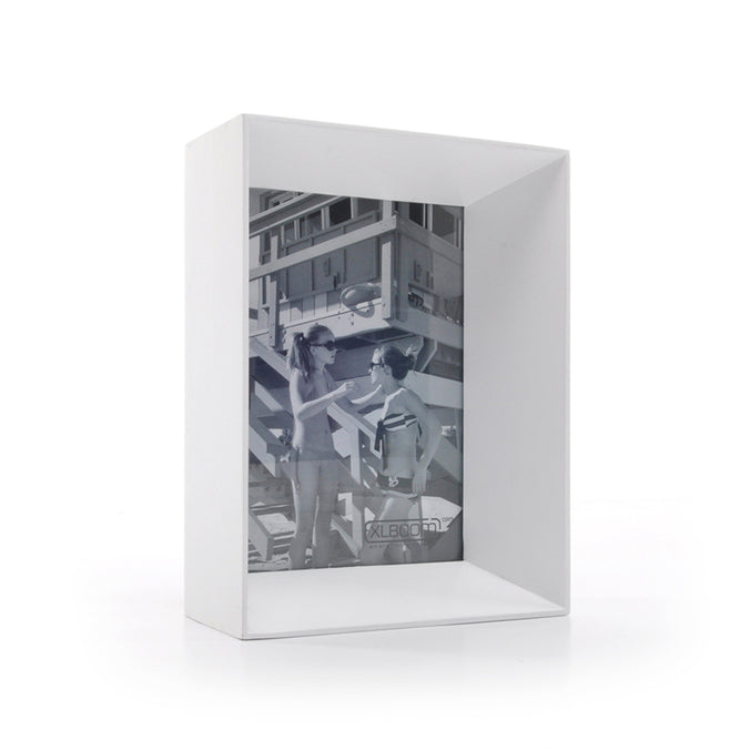 XL Boom Prado Photo Frame 13x18cm, White