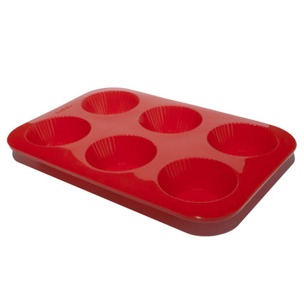 Zeal Cup Cake Mould 6