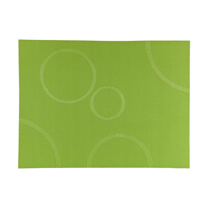 Zone Denmark Bubble Placemat, Petrol Green