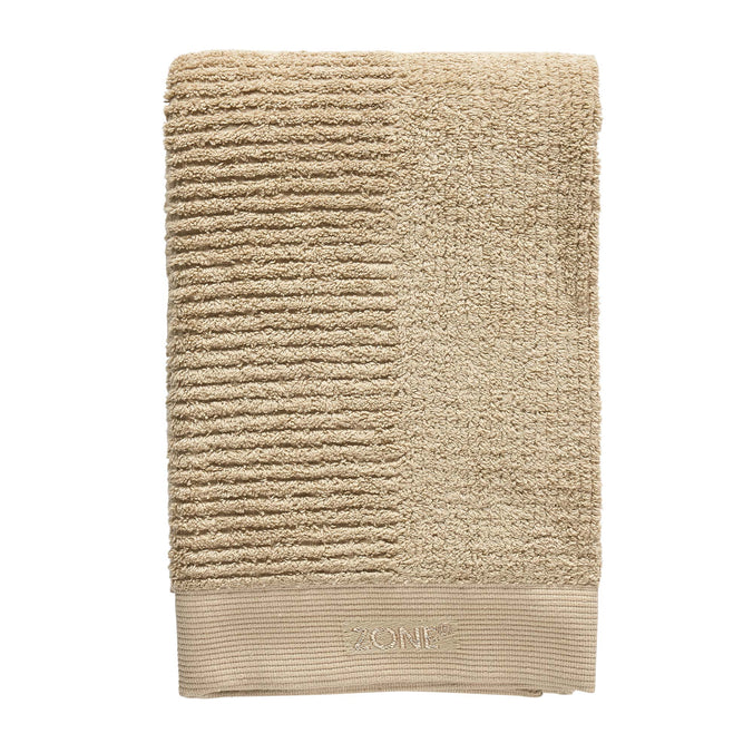 Zone Denmark Classic Cotton Towels, Warm Sand
