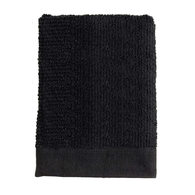 Zone Denmark Classic Cotton Towels, Black