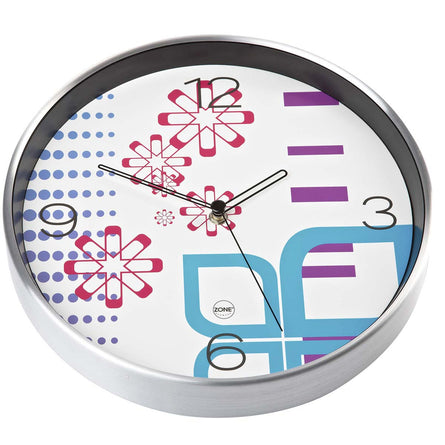Zone Denmark Wall Clock - MULTI COLOURS