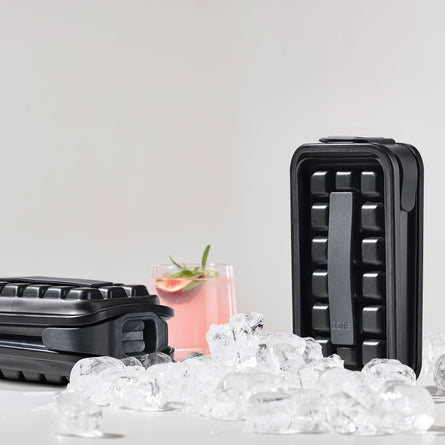 Zone Denmark Rocks Icemaker, Black