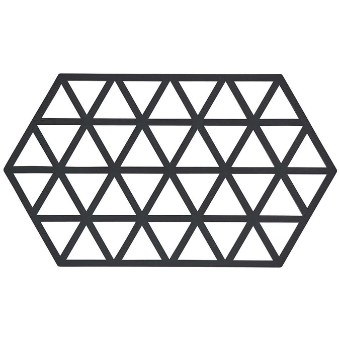 Zone Denmark Triangles Oblong Trivet