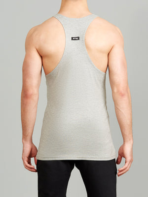 ETS Heather Grey Stringer Vest 3