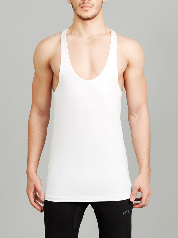 ETS Stringer Vest Ice White 1