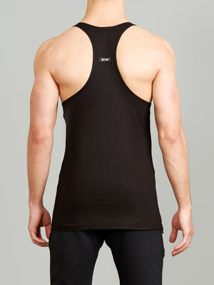 ETS Black Stringer Vest 3
