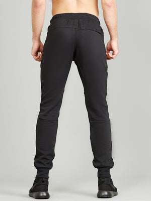Synergy Tapered Gym Sweatpants Black 4