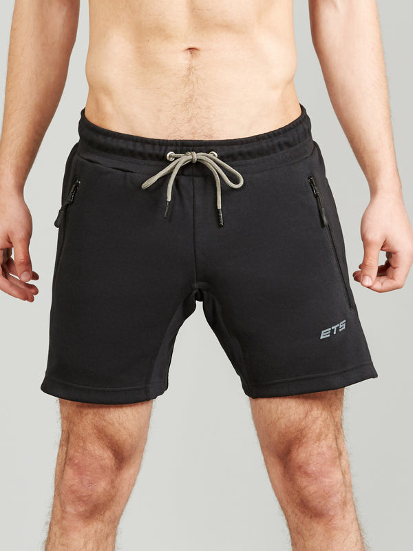 ETS Synergy Squat Gym Shorts Black 1