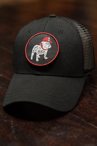 Bulldog - Velcro Patch Trucker