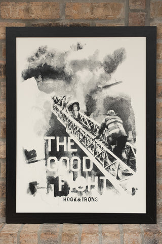 The Good Fight - Limited Edition Print