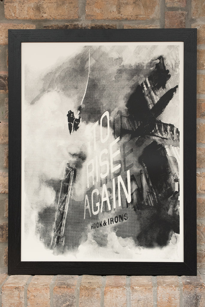 To Rise Again - Limited Edition Print