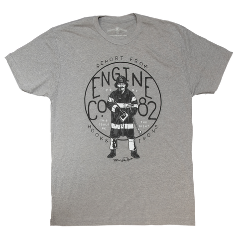 Engine Co. 82 - Heather Gray