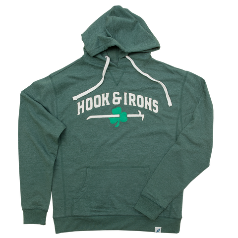 Shamrock Hoodie - Forest Green - Limited Edition