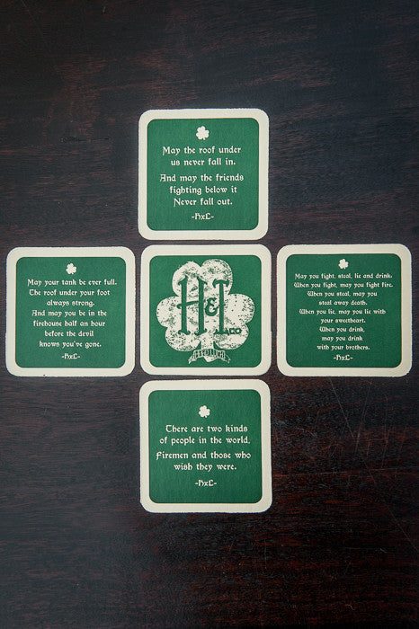 Irish Proverb Coasters