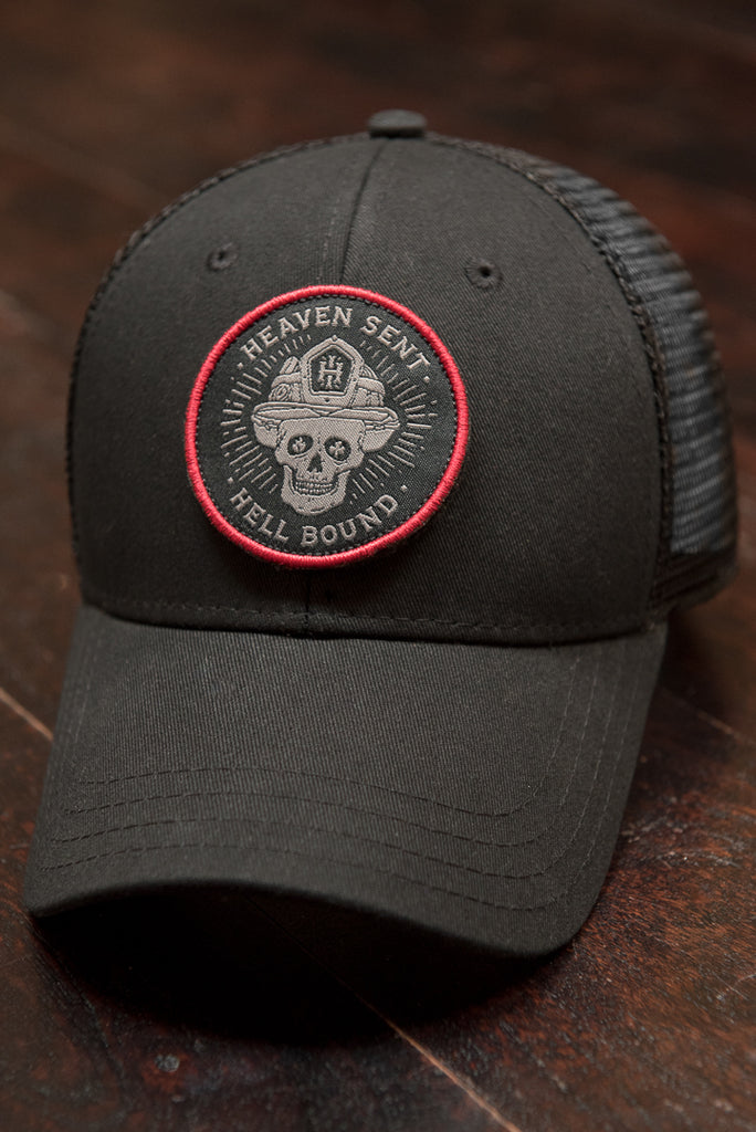 Heaven Sent - Velcro Patch Trucker