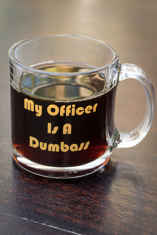 The Roast Mug - Officer