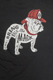 Bulldog Tee - Black