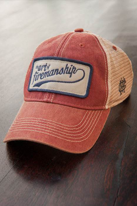 Art of Firemanship - Trucker (Snapback)