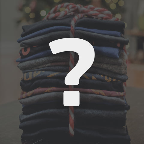 Mystery Shirts (3 Pack Assorted)