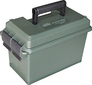 50 Cal Ammo Can, Forest Green