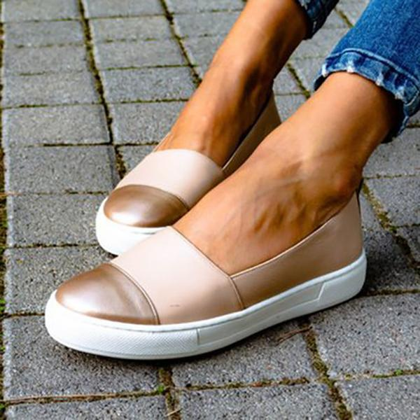 Women Summer Shockproof Large Size Casual Flat Shoes