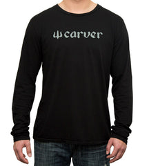 Carver Logo Long Sleeve