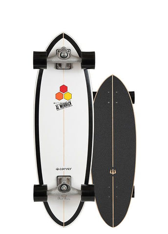 "2019 | 31.75"" CI Black Beauty Surfskate Complete"