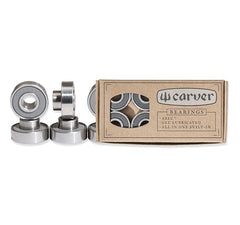 Carver Abec 7 Built-In Bearings