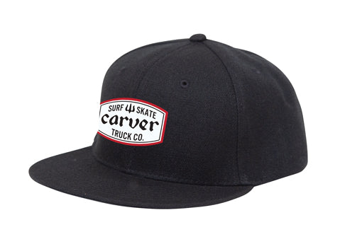 Service Patch Snapback Hat