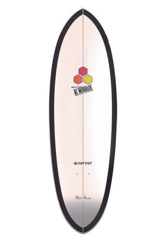 "2019 | 30.75"" Black Beauty Surfskate Deck"