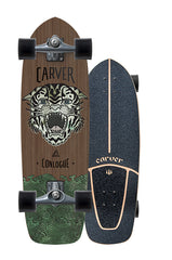 "Clearance |  29.5"" Conlogue Sea Tiger Surfskate Complete"