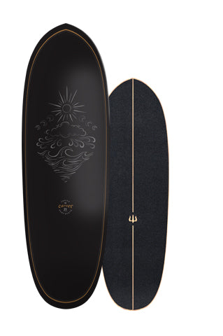 "2019 | 31.5"" Origin Surfskate Deck"