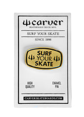 2020 Carver Pins - Carver Surf Your Skate