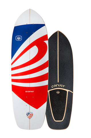 "2019 | 30.75"" Booster Surfskate Deck"