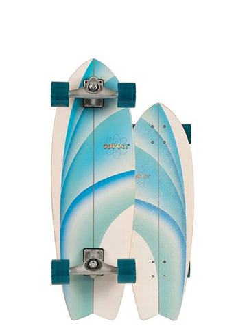 "2020 | Carver 30"" Emerald Peak Surfskate Complete"