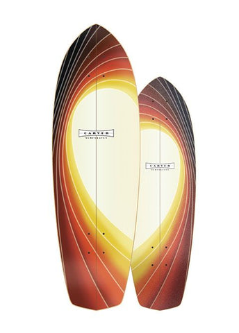 "2020 | Carver 32"" Glass Off Surfskate Deck"